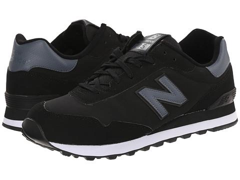 New Balance Classics - 515 - Stealth (Black) Men's Shoes