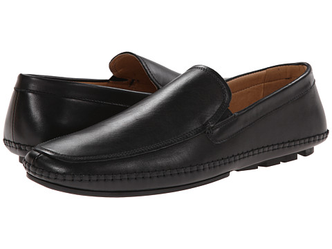 Kenneth Cole Reaction - Think Ahead (Black) Men's Slip on Shoes