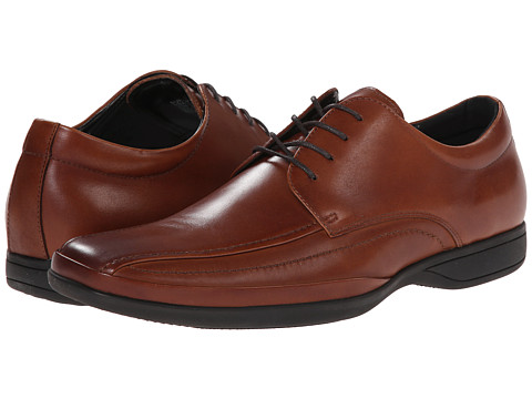 Kenneth Cole Reaction - Bunch-A Fun (Cognac) Men's Lace up casual Shoes