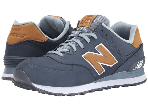 New Balance Classics - 574 - Lux (Dark Grey) Men