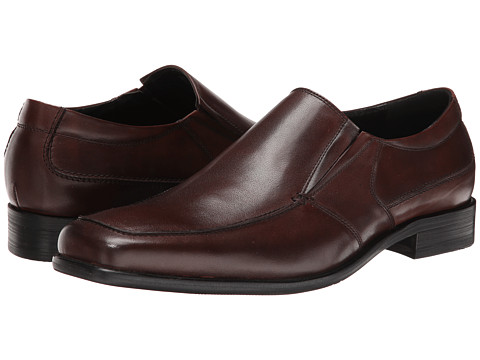 Kenneth Cole Reaction - One Of A Kind (Brown) Men's Slip on Shoes