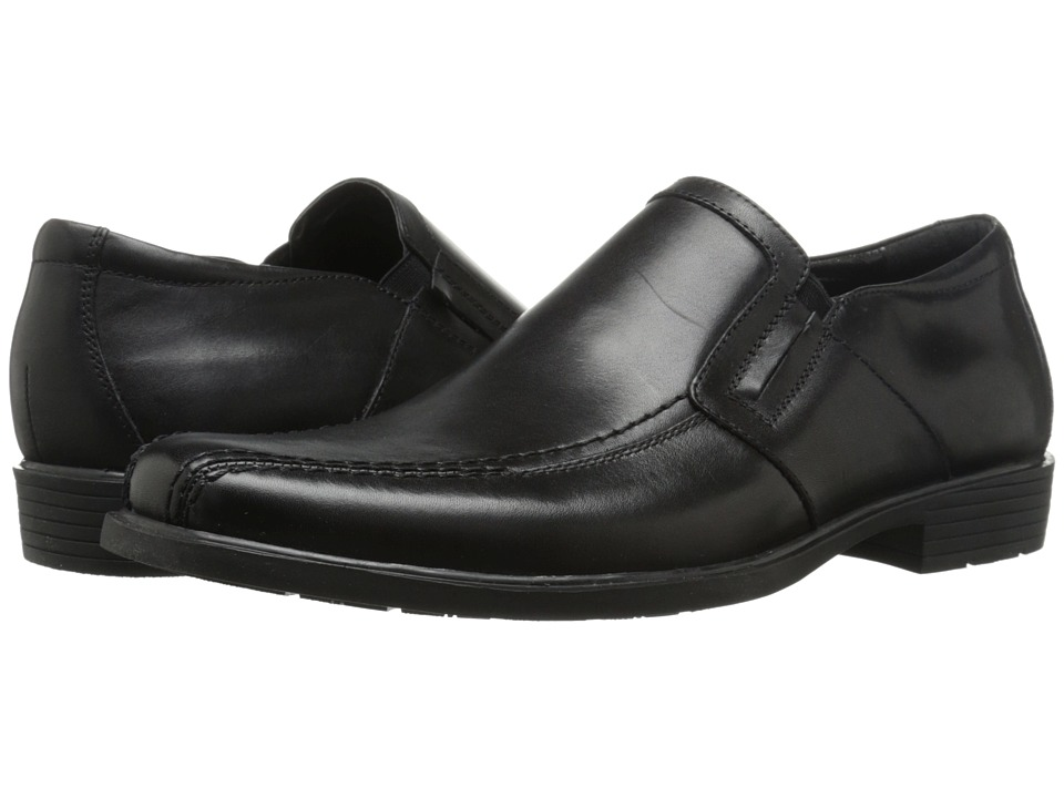 Kenneth Cole Reaction - Slow Jamz (Black) Men's Slip on Shoes