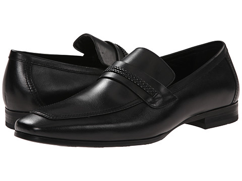 Kenneth Cole Reaction - Fight 4 Ur Right (Black) Men's Slip on Shoes
