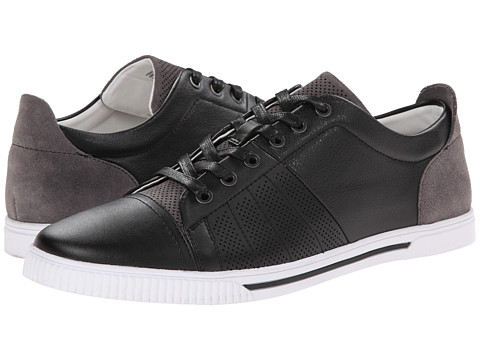 Kenneth Cole Reaction - Fence-ing Match (Black) Men's Lace up casual Shoes