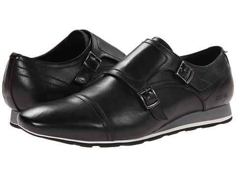 Kenneth Cole Reaction - Proud 2 Be (Black) Men's Slip on Shoes