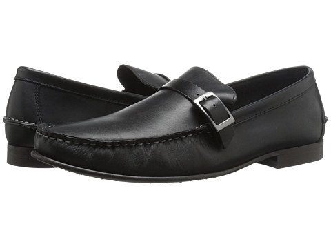 Kenneth Cole Reaction - Down 2 The Wire (Black) Men's Slip on Shoes