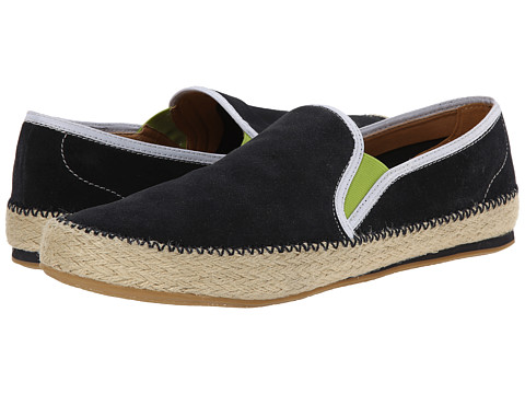 Kenneth Cole Reaction - Stay On Course (Navy) Men's Slip on Shoes