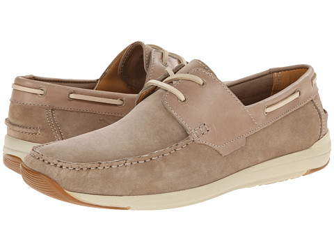 Kenneth Cole Reaction - Met-Ro Station (Beige) Men's Lace up casual Shoes