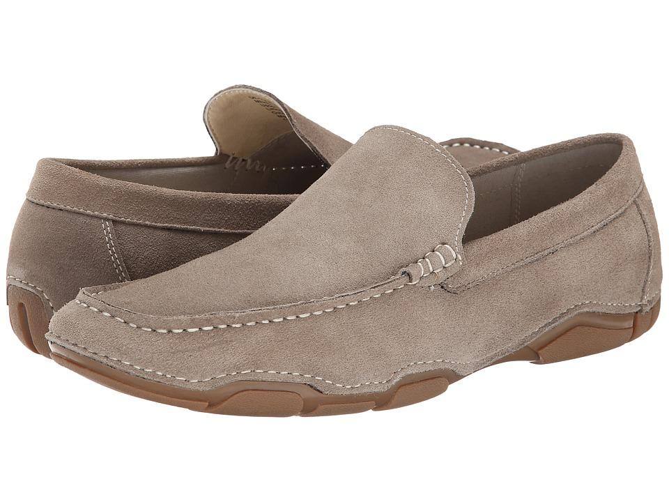 Kenneth Cole Reaction - De-Tour (Taupe) Men's Slip-on Dress Shoes