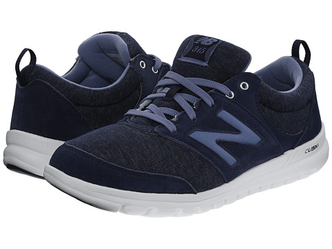 New Balance Classics - 315 - Cush+ (Black) Women's Shoes