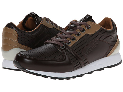 Kenneth Cole Reaction - St-Rap Up (Brown) Men's Lace up casual Shoes