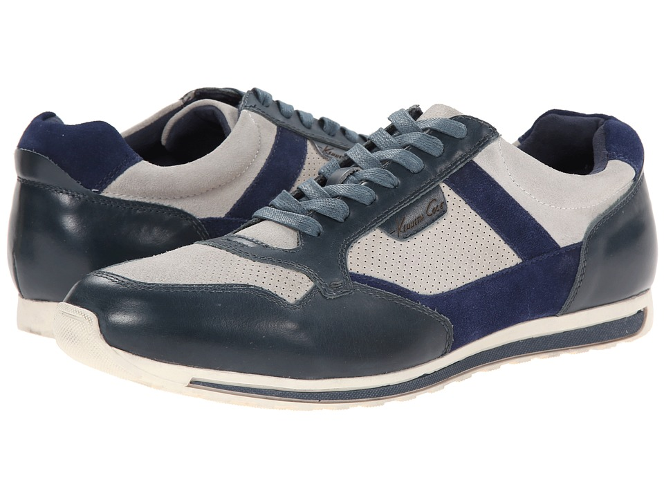 Kenneth Cole New York - Can't Miss It (Blue Multi) Men's Lace up casual Shoes