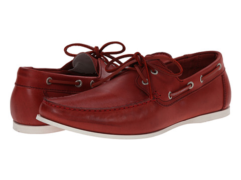 Kenneth Cole Reaction - Name Game (Red) Men's Lace up casual Shoes