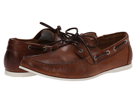 Kenneth Cole Reaction - Name Game (Brown) Men's Lace up casual Shoes