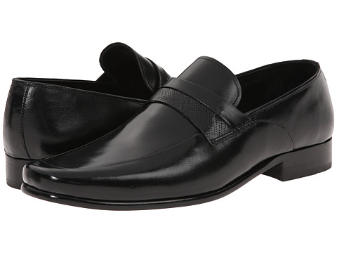 Kenneth Cole New York - C-Enter-Fold (Black) Men's Shoes