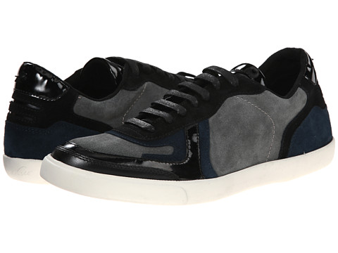 Kenneth Cole New York - Culture Club (Grey/Navy) Men's Lace up casual Shoes