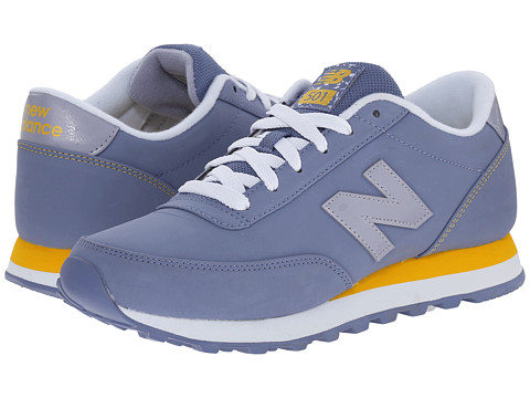New Balance Classics - 501 - Composite (Purple/Yellow) Women's Shoes