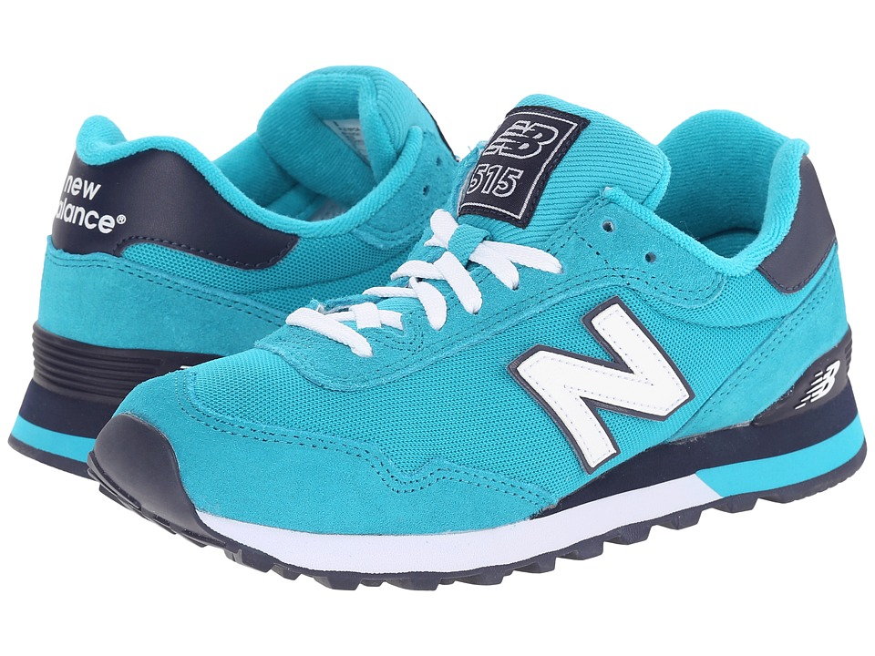 New Balance Classics 515 Polo (Teal) Women