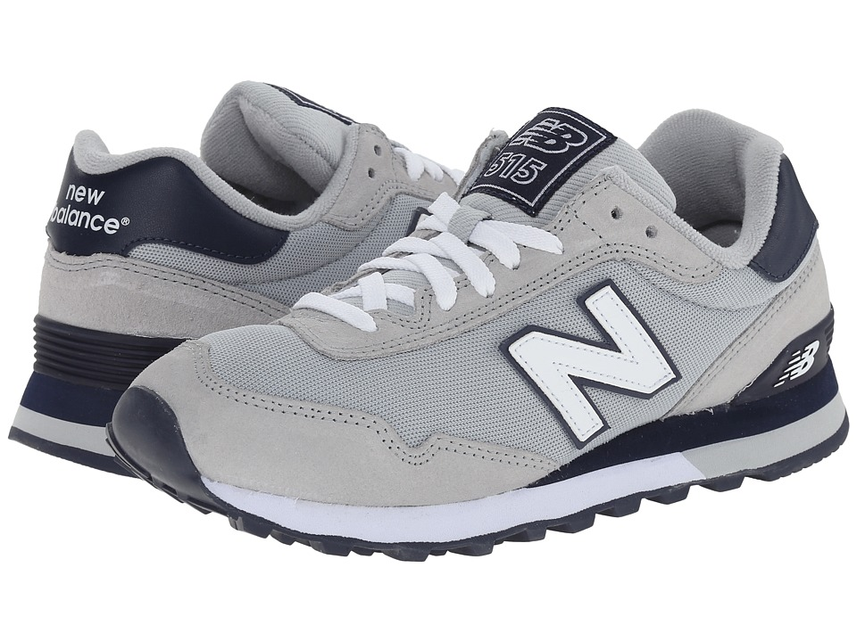 New Balance Classics - 515 - Polo (Grey) Women's Shoes