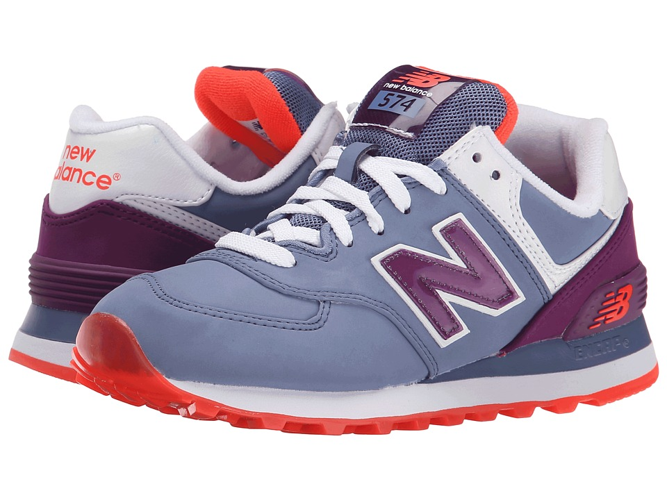 New Balance Classics - 574 - Glacial (Persian Purple) Women's Shoes