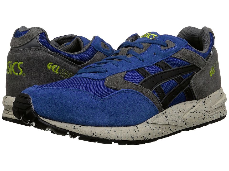 ASICS Tiger - Gel-Saga (Dark Blue/Black) Lace up casual Shoes