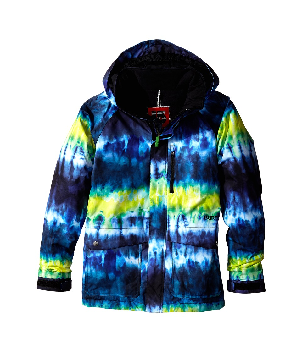 Burton Kids - Phase Jacket (Little Kids/Big Kids) (Surf Stripe) Boy's Coat