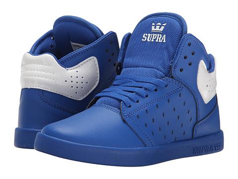 Supra Kids - Atom (Little Kid/Big Kid) (Royal) Boys Shoes