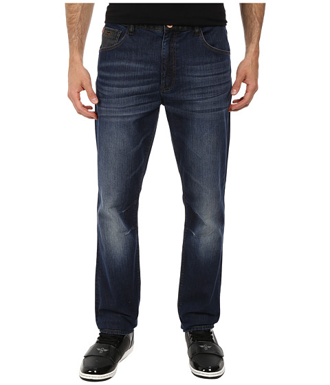 Marc Ecko Cut & Sew - Barton Denim Jeans (Blue Night) Men