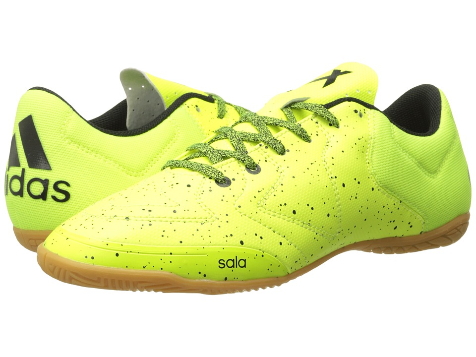 adidas - VS Chaos Entry CT (Solar Yellow/Black/Gum) Men's Soccer Shoes