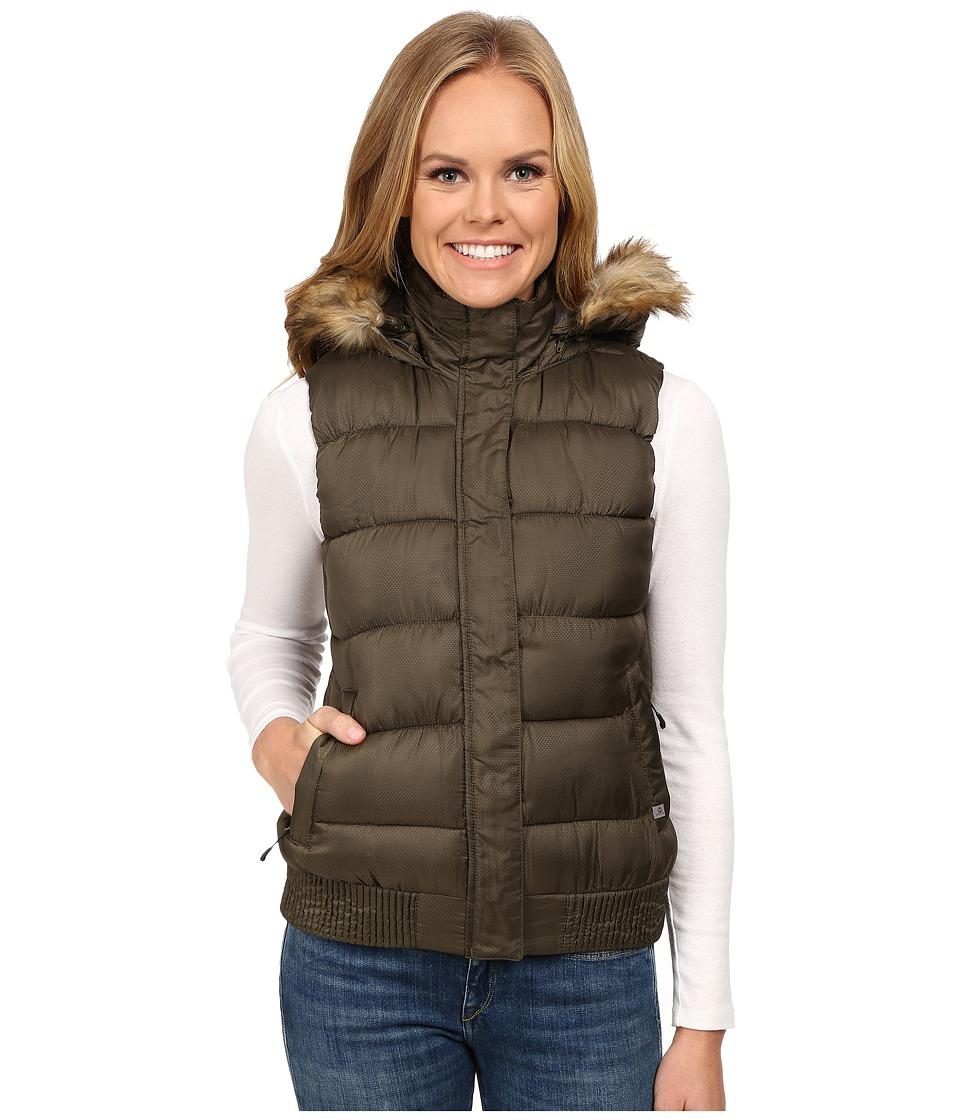 Merrell - Silversun Featherless Puffer Vest (Clay) Women's Vest