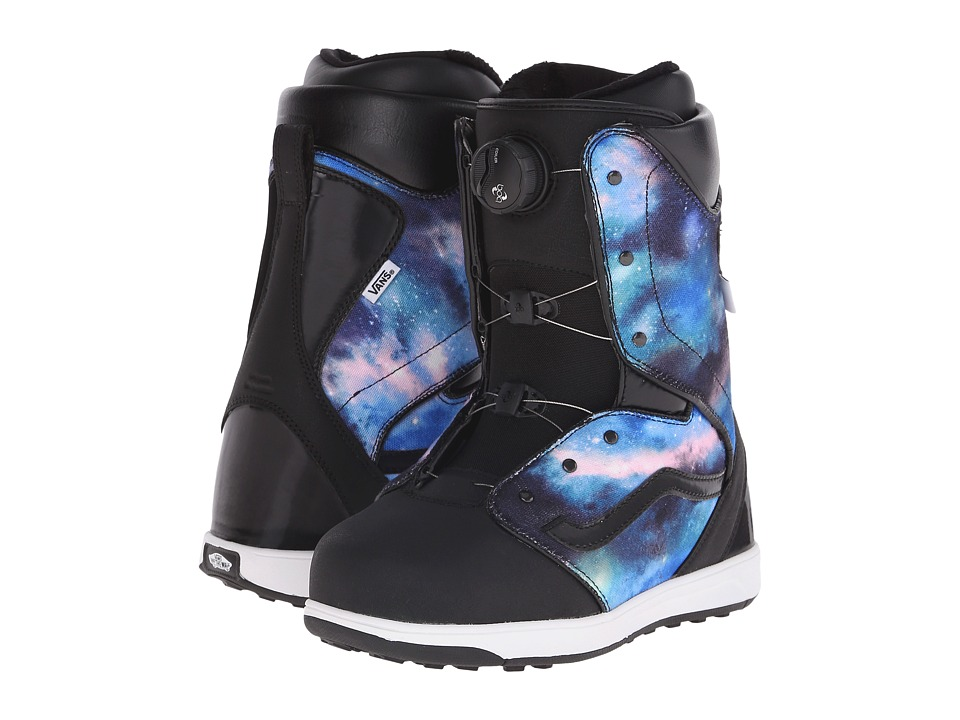 Vans - Encore '16 (Galaxy/Black) Women's Cold Weather Boots