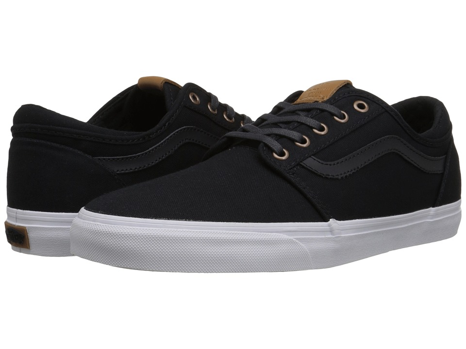 Vans - Trig ((Trim) Blue Graphite) Men's Shoes