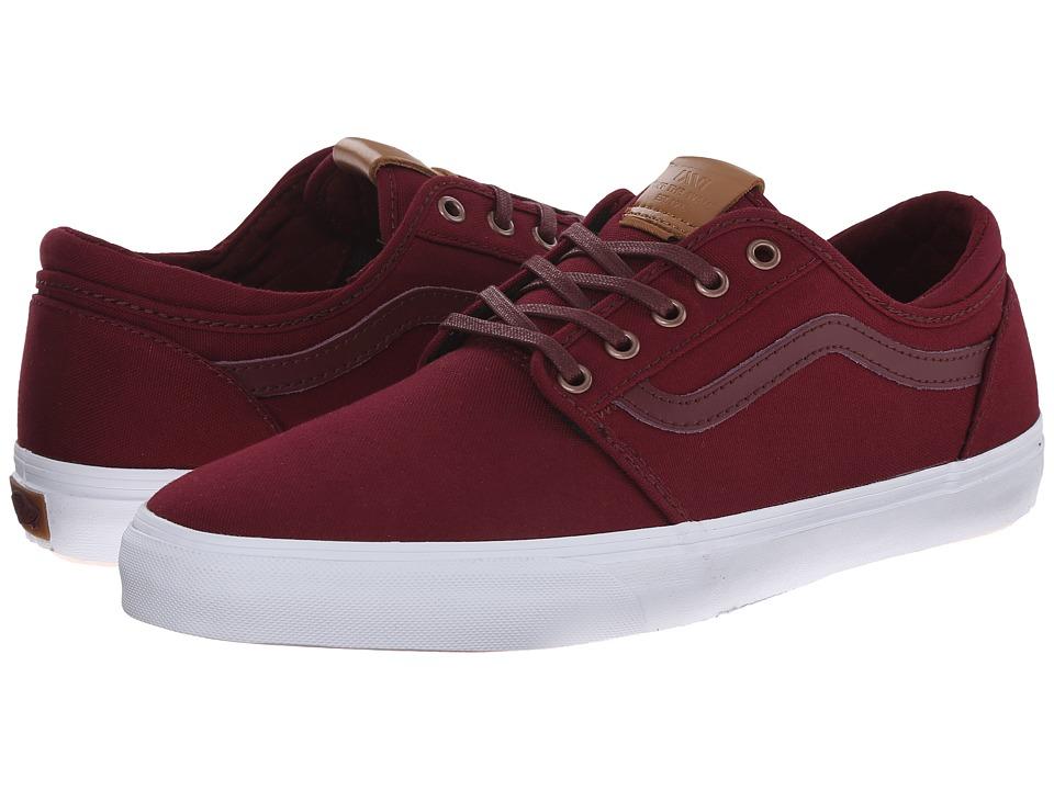 Vans - Trig ((Trim) Windsor Wine) Men's Shoes