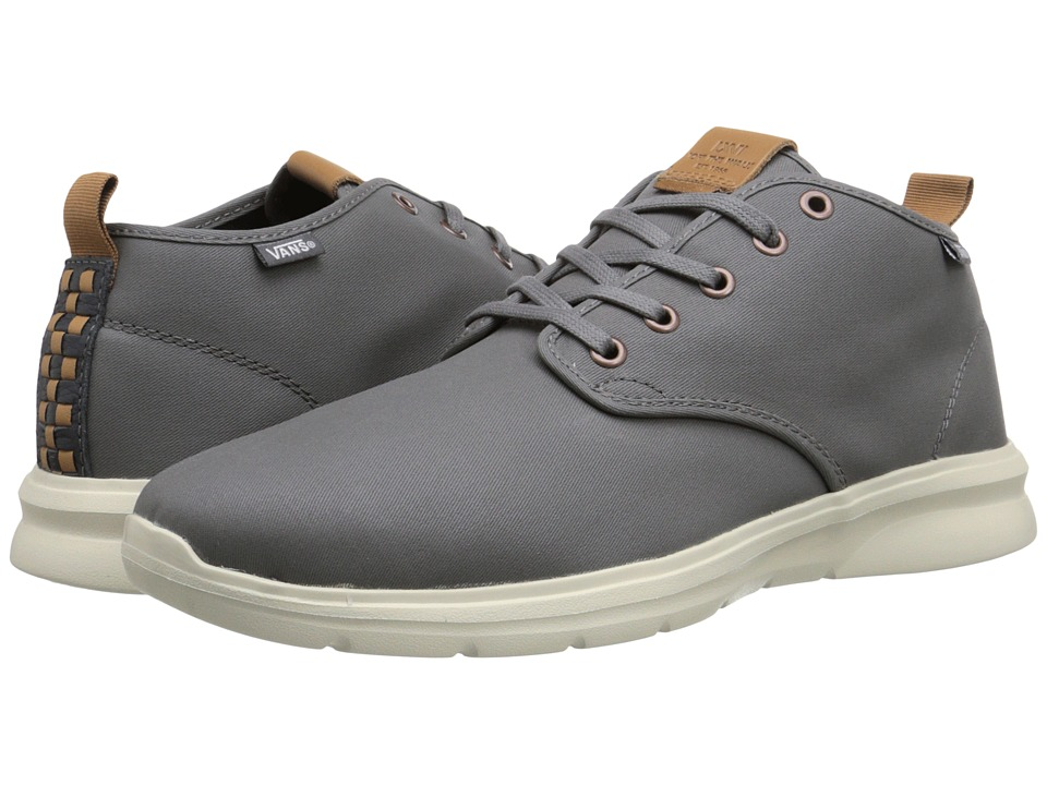 Vans - Iso 2 Mid ((Trim) Pewter) Men's Shoes