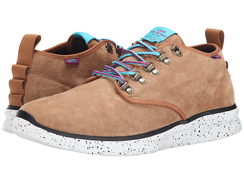 Vans - Iso 2 Mid ((Outdoor) Camel) Men