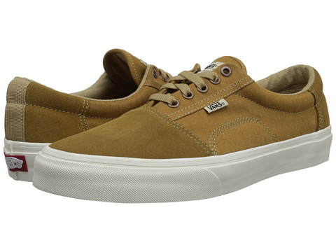 Vans - Rowley [Solos] (Olive) Men's Skate Shoes