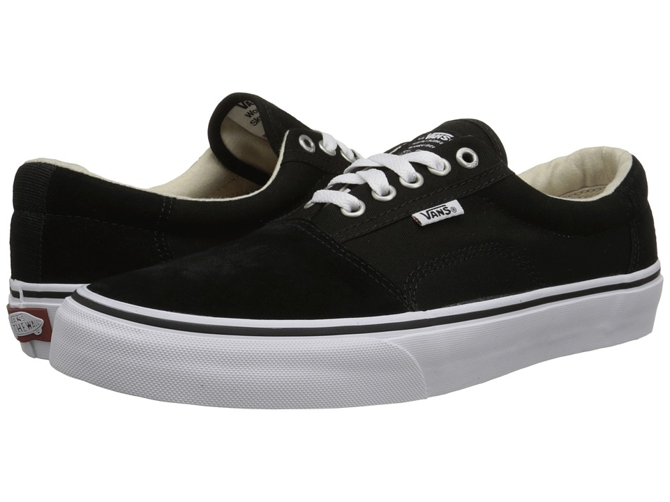 110e66184b335c ... UPC 617932321631 product image for Vans - Rowley  Solos  (Black White)  ...