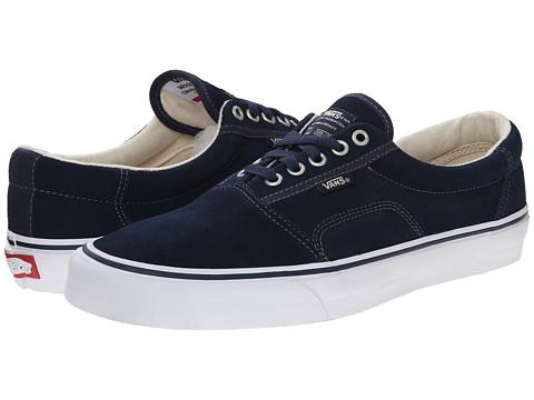 Vans - Rowley [Solos] (Dress Blue) Men's Skate Shoes