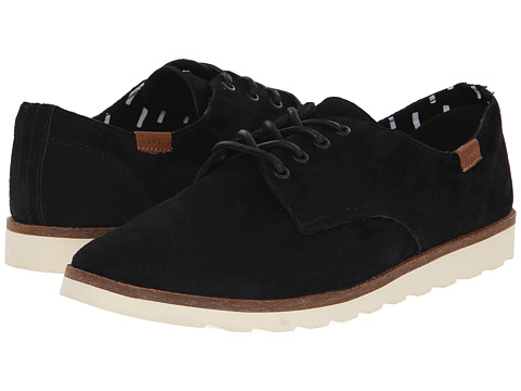 Vans - Desert Point (Black) Men's Shoes
