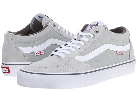 Vans - TNT SG (Mirage Grey) Men's Skate Shoes