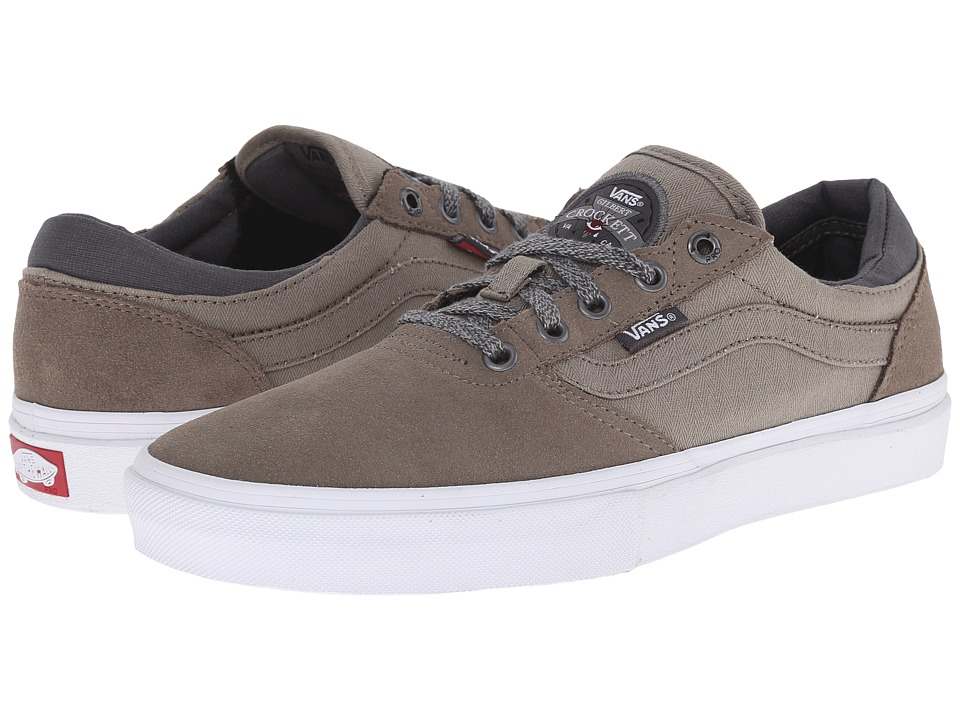 Vans - Gilbert Crockett Pro ((Herringbone Twill) Brindle) Men's Skate Shoes