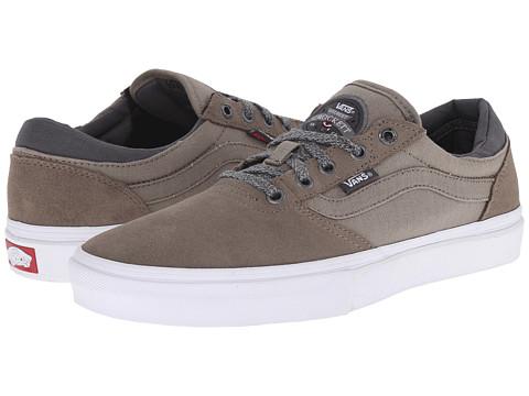 Vans - Gilbert Crockett Pro ((Herringbone Twill) Brindle) Men's Skate Shoes