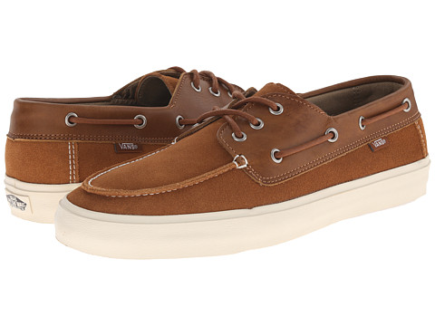 Vans - Chauffeur SF (Chipmunk/Marshmallow) Men's Shoes