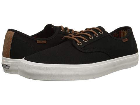 Vans - Aldrich SF ((C&L) Black/Native) Men's Shoes
