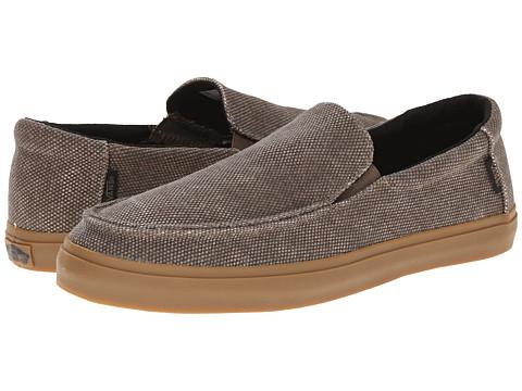 Vans - Bali SF ((Heavy Weave) Shitake/Gum) Men