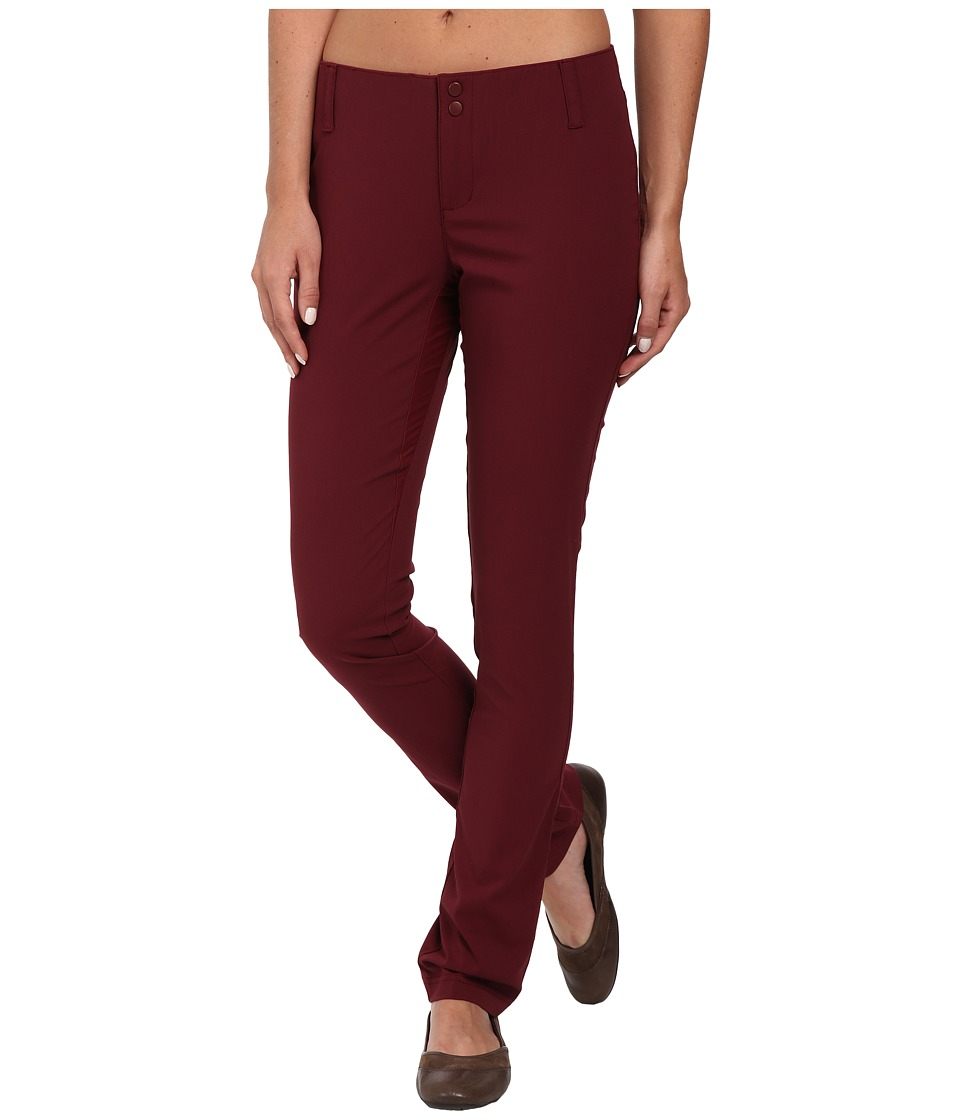 Merrell - Belay Hybrid Pants (Zinfandel) Women's Casual Pants