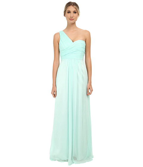 Alejandra Sky - Daisi One-Shoulder Dress (Mint) Women's Dress