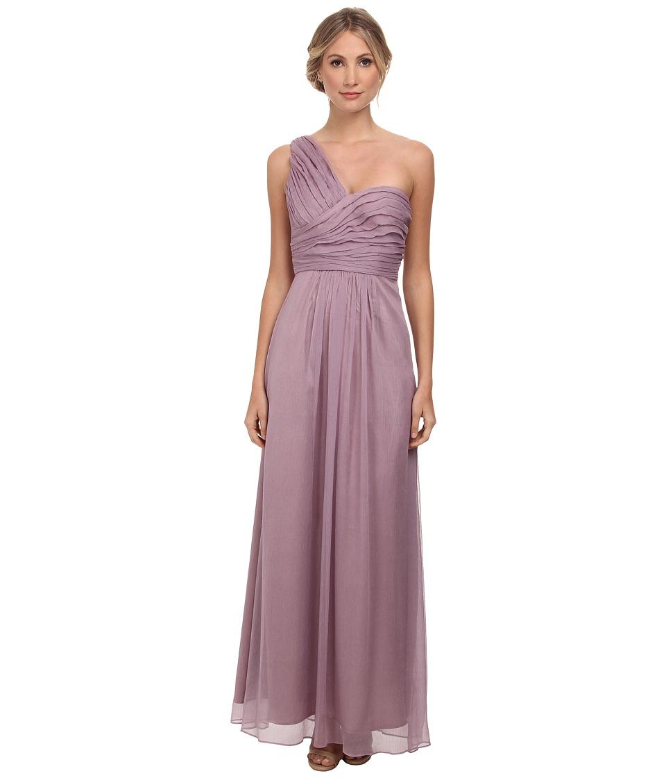 Alejandra Sky - Daisi One-Shoulder Dress (Purple) Women's Dress