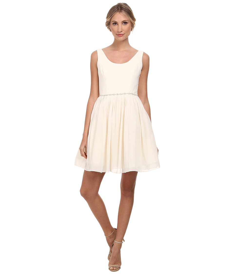 Alejandra Sky - Danette Sleeveless Dress (Champagne) Women's Dress