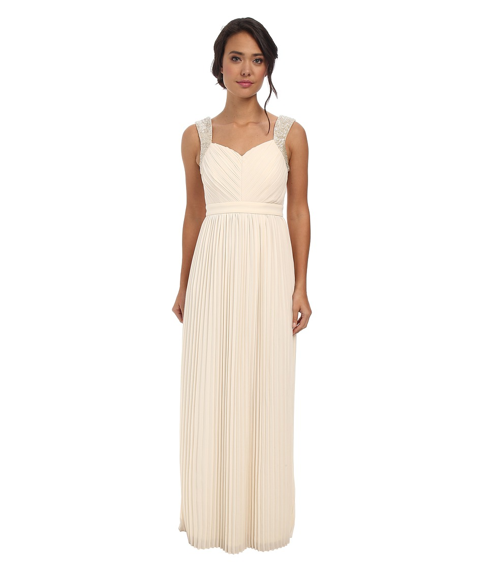 Alejandra Sky - Florenzia Gown (Cream) Women's Dress